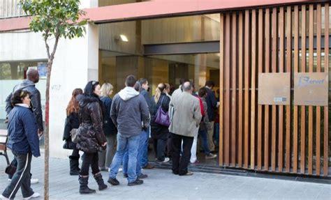 oficina de empleo valencia el paro en la comunidad valenciana baja en 3 386 personas