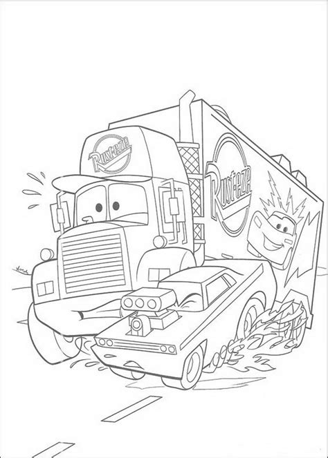 cars wingo coloring pages cars coloring pages coloringpages1001 com