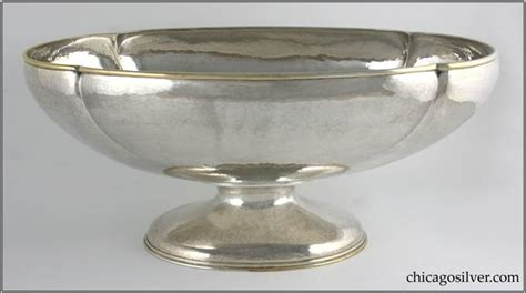 footed bowls centerpieces chicago silver big kalo bowls