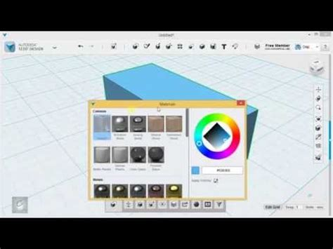 123d design tutorial youtube 123d design tutorial basics 2 6 working with solids