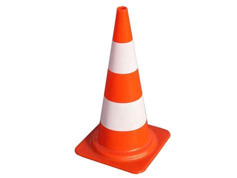 Es Cone cone signalisation h 0 75 bandes retro classe 01 89