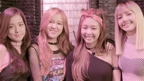 blackpink dan bts video black pink hit new milestone with debut tracks