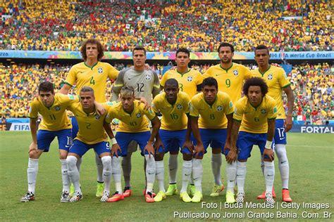 sele 231 227 o brasileira durante jogo brasil x m 233 xico na copa do