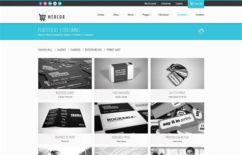 mercor responsive woocommerce theme by gljivec themeforest