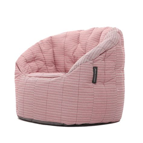 pink sofa new zealand outdoor bean bags butterfly sofa raspberry polo bean