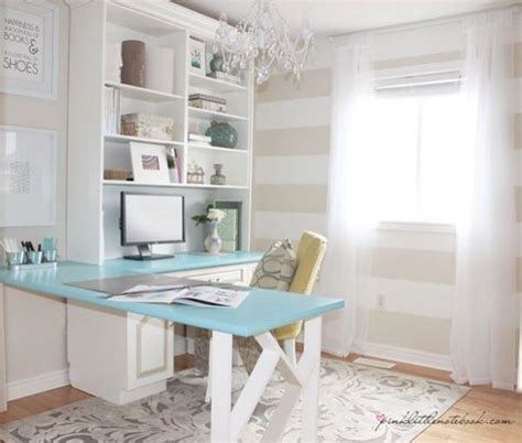 home office makeover feminine style home office decor decor advisor