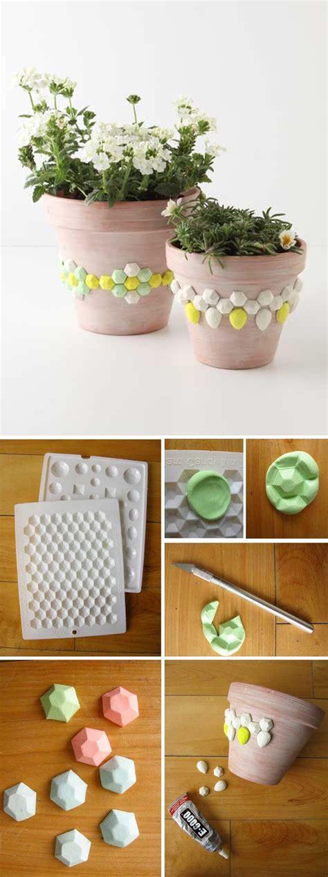 homemade flower pots 40 diy flower pot ideas art and design