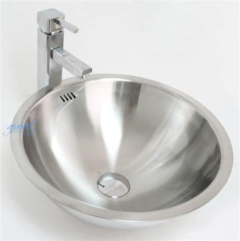 metal sinks bathroom 18 stainless steel drop in undermount