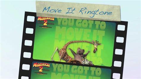 madagascar ringtone themereflex madagascar move it ringtone free youtube