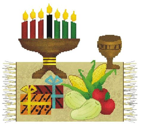 Kwanzaa Decorations by Kwanzaa Symbols