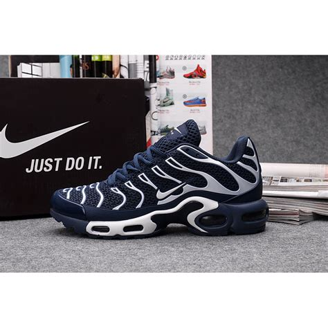 Nike Air Max Tn Mens Shoes Blue Black P 1517 by Nike Air Max Tn S Shoes Blue