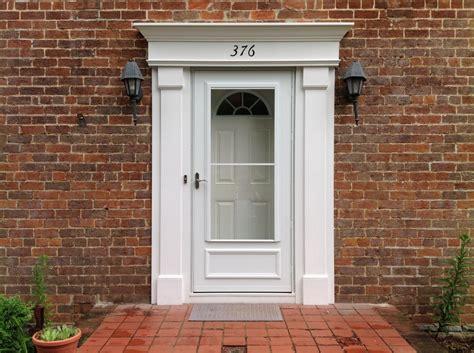 Wooden Awnings Exterior Doors Fiberglass Vs Steel Heartland Home