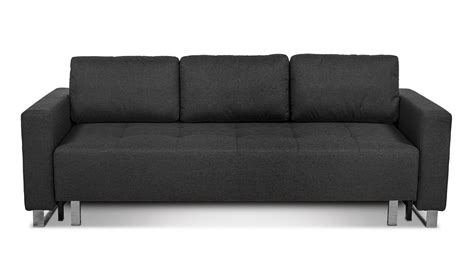 Serta Sofa Beds Lincoln Park Convertible Sofa Bed Charcoal By Serta Lifestyle