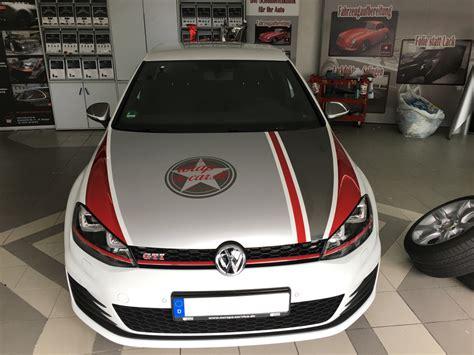 Autofolierung Nrw by Vw Golf Gti Performance Autofolierung Nrw