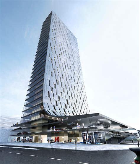 porsche design tower porsche design tower frankfurt germany