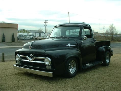 56 ford truck 56 ford trucks autos post