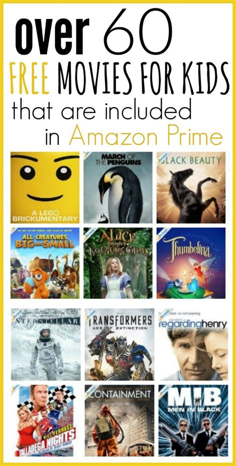the 50 best free tv shows on amazon prime instant video 60 of the best free amazon prime movies for kids coupon