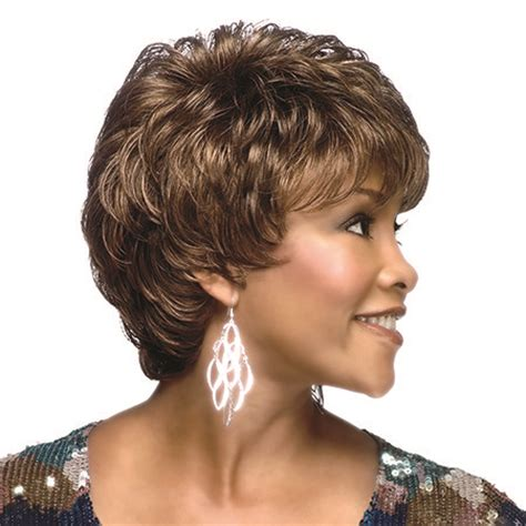 wigs for black women over 50 short wigs for black women over 50 short hairstyle 2013