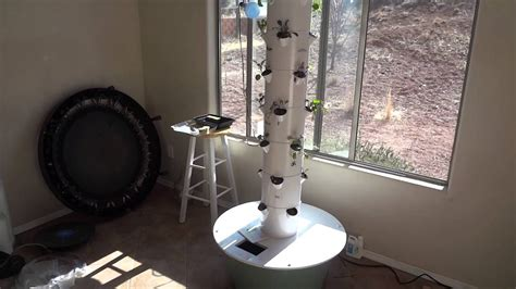 tower garden aeroponic home vertical food forest doovi