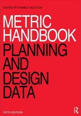 metric design indonesia metric handbook pamela buxton 9780415725422