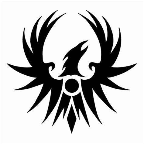 phoenix rising decal sticker bird decals animal stickers