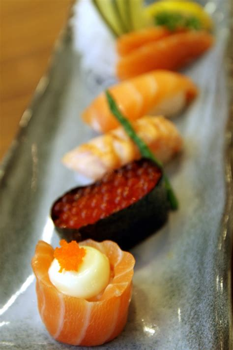 additions  sakae sushis menu kuali