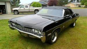 buy used 1968 chevrolet impala base convertible 2 door 5
