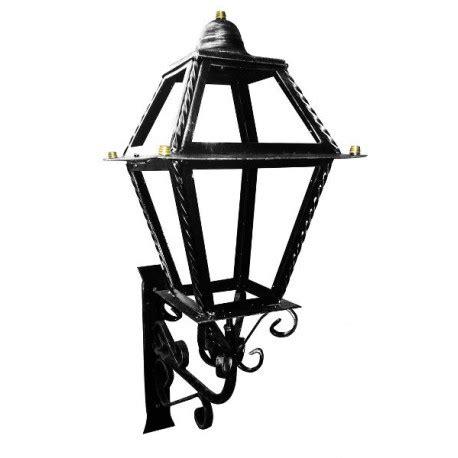 applique in ferro battuto da esterno applique lanterna con mensola parete esterno ferro battuto