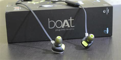 boat earphones review boat rockerz 250 in ear bluetooth headphones with mic review
