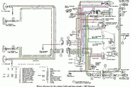 centech wiring harness diagram bronco craftsman wiring