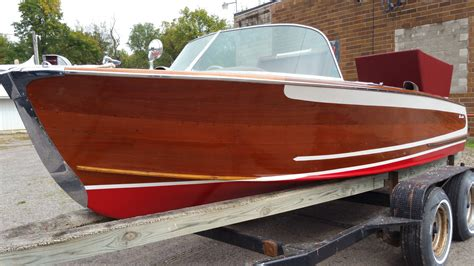 century classic wooden boats for sale vintage chris - Century Boats Vintage