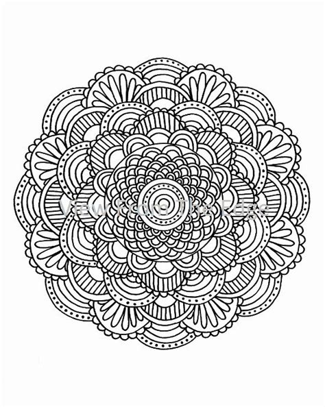 Mehndi Coloring Pages Coloring Home Mehndi Coloring Pages