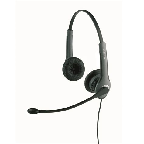 Headset Jabra Gn 2000 by Wired Headset Jabra Gn2000 Duo Noise Canceling Narrow Band