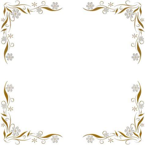 bordes para publisher marcos y bordes para invitaciones de boda png 800 215 800