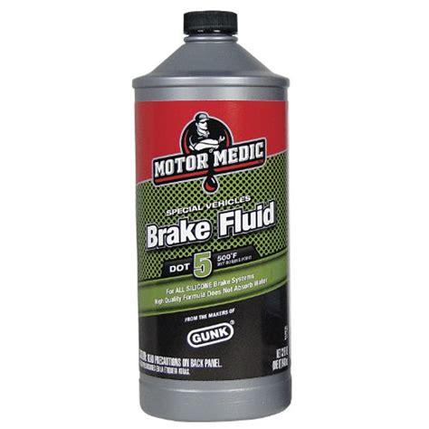 motor medic motor medic m4032 6 dot 5 silicone brake fluid 32 oz