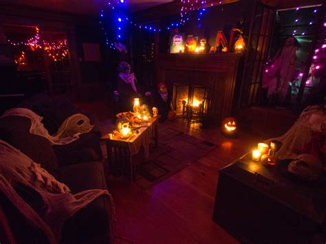 haunted living room pumpkinrot what s brewing haunted living room
