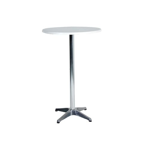 White Cocktail Table by Cocktail Table White Unik Furniture Hire Durban Kwazulu Natal