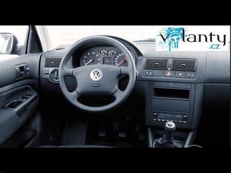 volante golf 4 d 233 montage du volant airbag vw golf iv passat b5