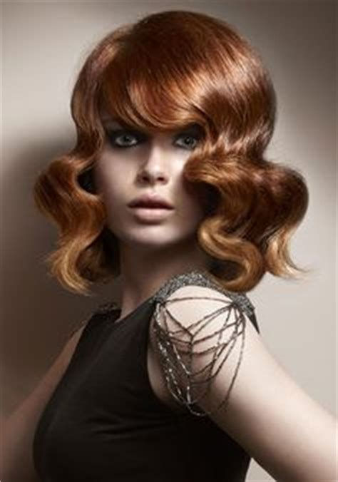 roaring 20s long hairstyles 1000 images about purestyle gatsby on pinterest