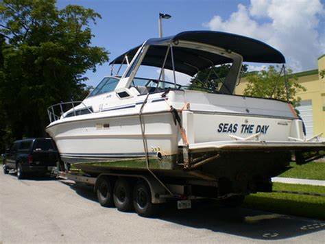 boat salvage north dakota boat hauling transport salvage services
