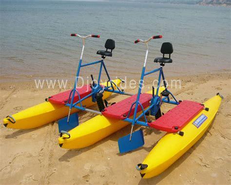 pedal bike boats for sale water bike pedal boats 2 seats banana water bike for sale