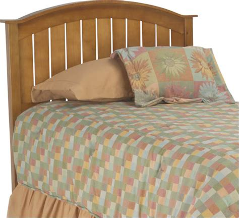 twin headboard wood fashion bed finley wood headboard in maple twin