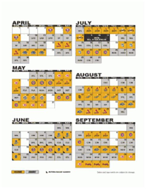 printable pa schedule ue 2012 pittsburgh pirates 2014 schedule printable calendar