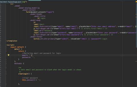 pug phpstorm vue js phpstorm vue pug styling stack overflow