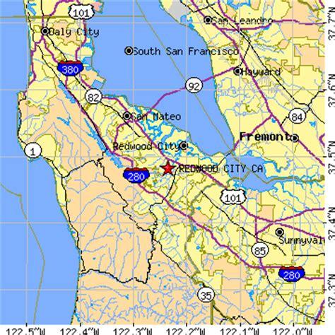 california map redwood city opinions on redwood city california