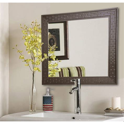 bathroom mirrors montreal decor wonderland ssm414 1 montreal modern bathroom mirror