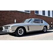 Jensen Interceptor Test Drive