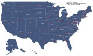 map of state of usa map of usa