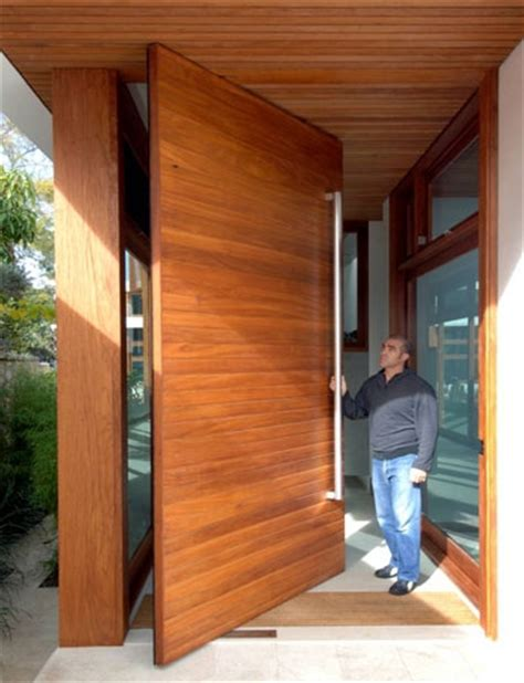 Exterior Pivot Door Pivot Door Th Entry S Pinterest Doors Pivot Doors And Front Doors