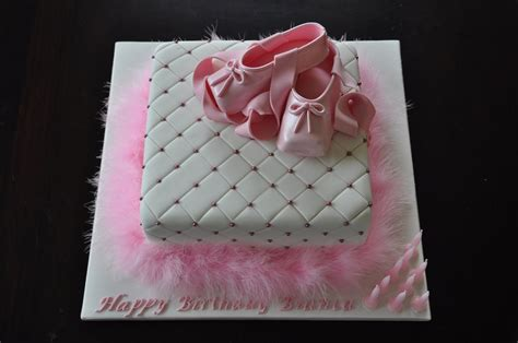 Balet Shoes Birthday Cakes ballerina pointe shoe cake cakecentral